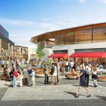 ITV report: £60m shopping development to keep shoppers in market town