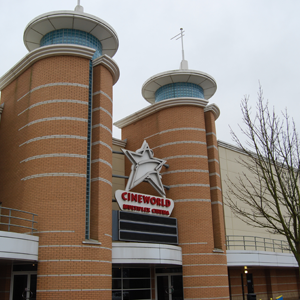 Junction One Retail Park, Rugby
