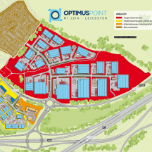 Leicester Mercury report: Up to 2,000 jobs could be created at new business park Optimus Point at Glenfield