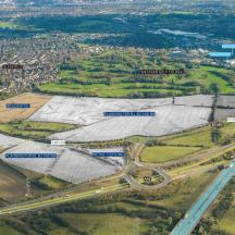 Optimus Point seals major development deal as work starts on site