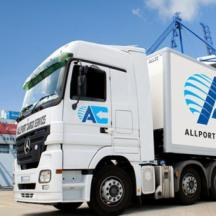 Allport Cargo Services for Interlink 130