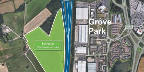 Goodman and Wilson Bowden announces acquisition of prime East Midlands strategic development site