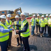 60,000 sq ft Expansion Scheme at Kingsway Business Park