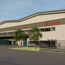 Approval For Sarstedt's New Facility