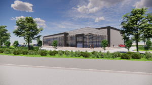 £15m advanced manufacturing research centre at IPD