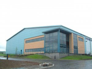 Image: Office space, Gateway Glasgow