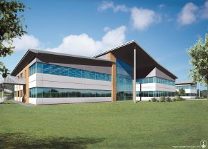 Image: Nottingham Business Park